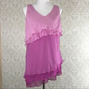 Lane Bryant Sleeveless Blouse